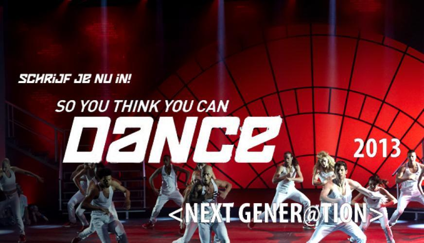 So You Think You Can Dance: The Next Generation next episode air date poster