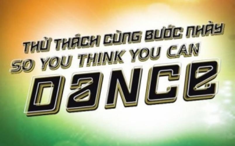 Thử thách cùng bước nhảy: So You Think You Can Dance next episode air date poster