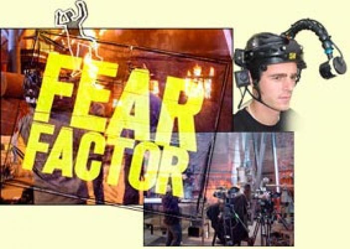 Fear Factor (UK) next episode air date poster