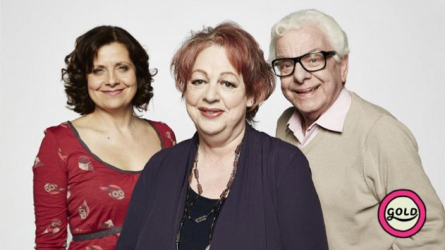 Jo Brand's Great Wall Of Comedy next episode air date poster