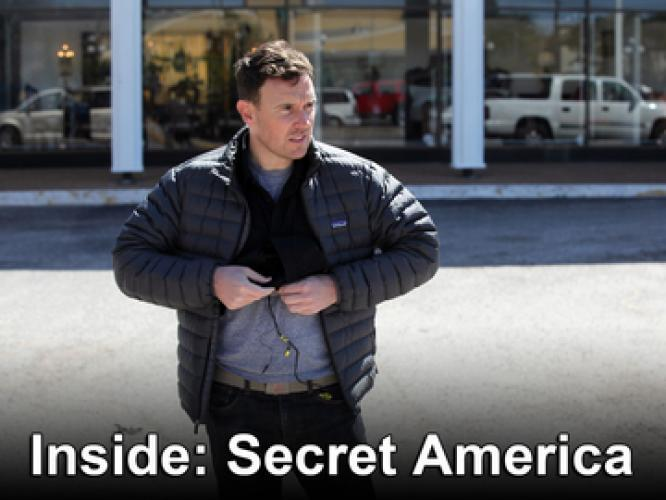 Inside Secret America next episode air date poster