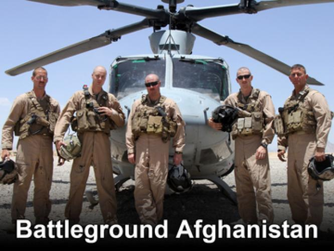 Battleground Afghanistan next episode air date poster