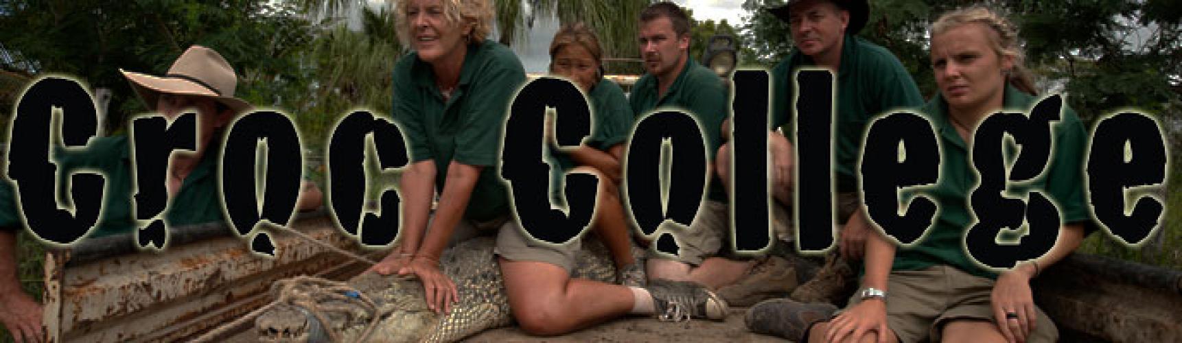 Croc College next episode air date poster
