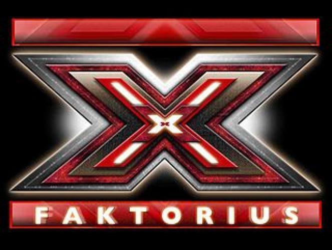 X Faktorius next episode air date poster