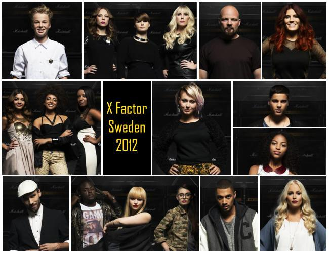 X Factor (SE) next episode air date poster