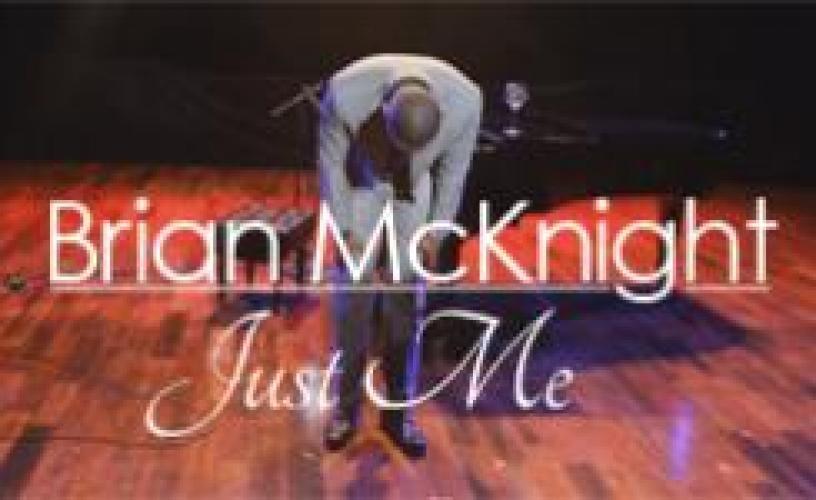 Brian McKnight: Just Me next episode air date poster