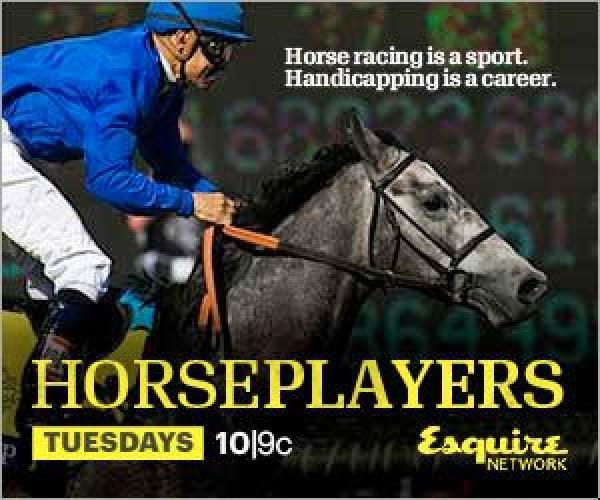 Horseplayers next episode air date poster