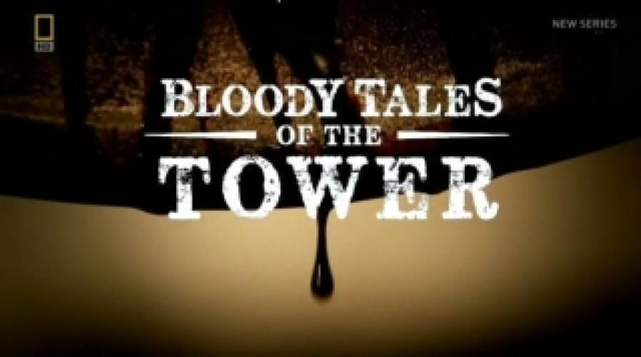 Bloody Tales of the Tower of London next episode air date poster