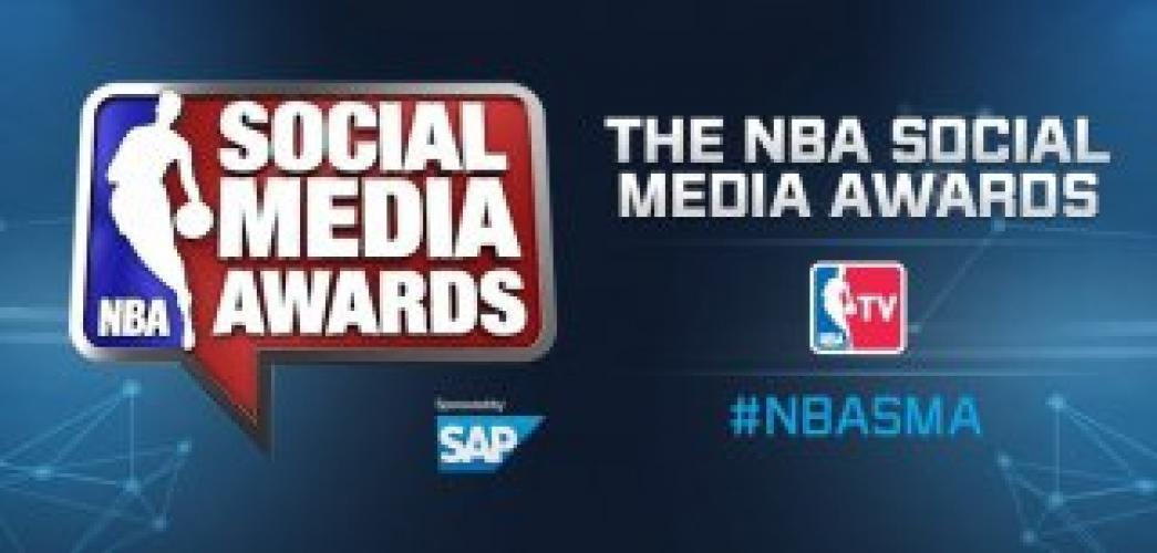NBA Social Media Awards next episode air date poster