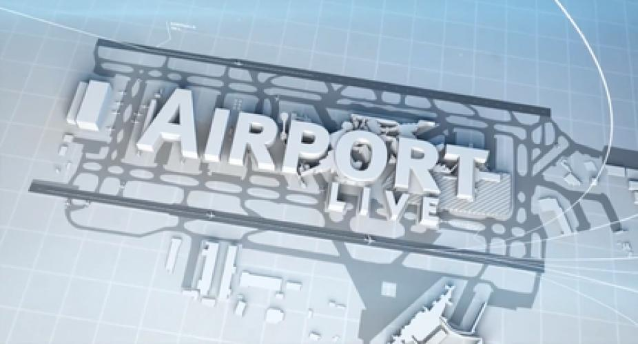 Airport Live next episode air date poster