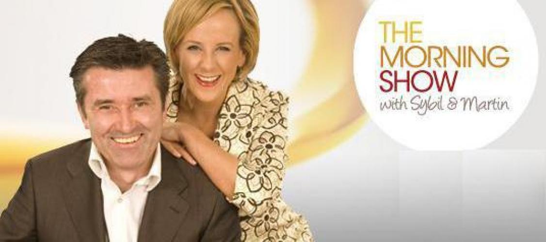The Morning Show with Sybil & Martin next episode air date poster