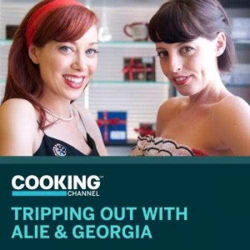 Tripping Out with Alie & Georgia next episode air date poster