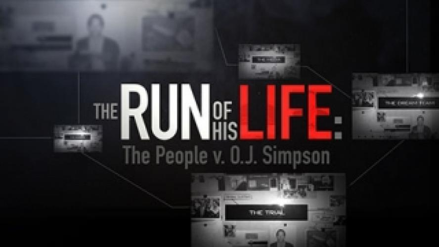 The Run of His Life - The People V OJ Simpson next episode air date poster