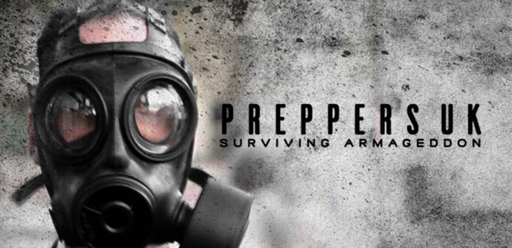 Preppers UK next episode air date poster