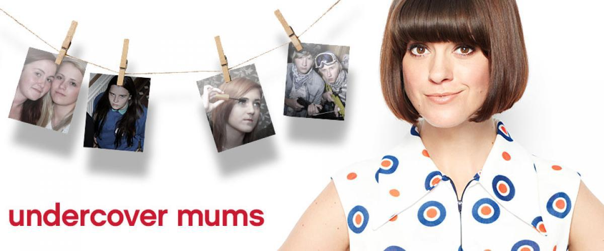 Undercover Mums next episode air date poster