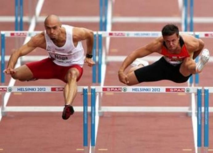 Athletics: European Team Championships next episode air date poster