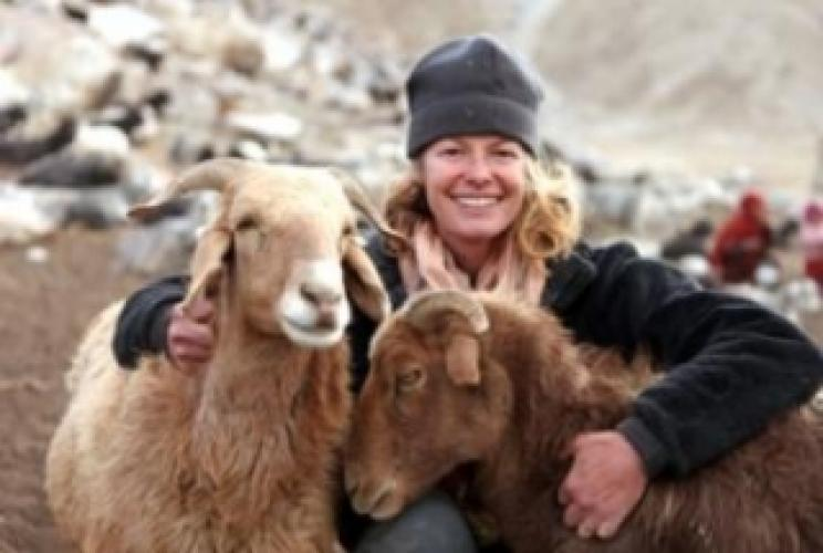 Wild Shepherdess with Kate Humble next episode air date poster