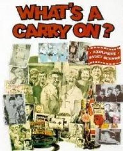 What's a Carry On? next episode air date poster