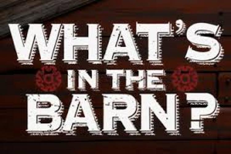What's In the Barn? next episode air date poster