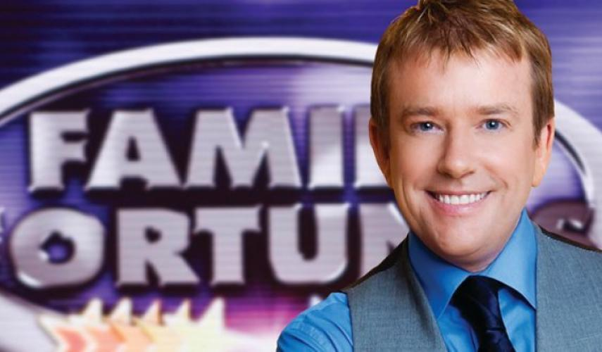 Alan Hughes' Irish Family Fortunes next episode air date poster