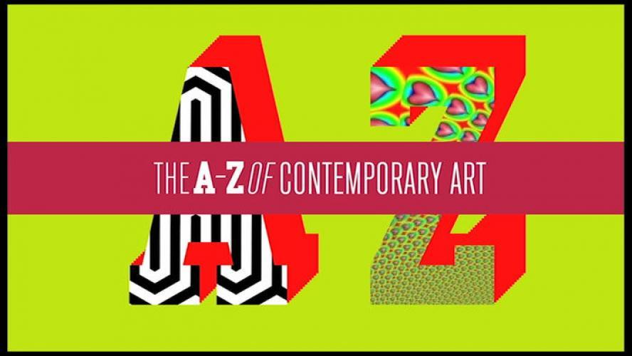 The A-Z Of Contemporary Art next episode air date poster
