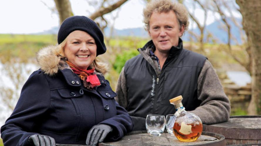Lyndey Milan's Taste of Ireland next episode air date poster