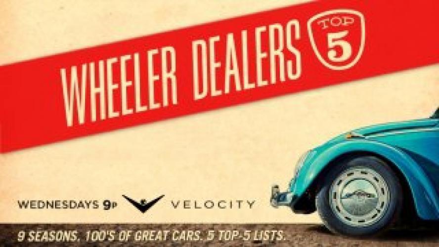 Wheeler Dealers: Top 5 next episode air date poster