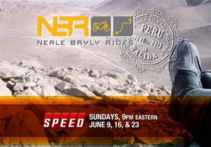 Moto-Cause: Neale Bayly Rides next episode air date poster