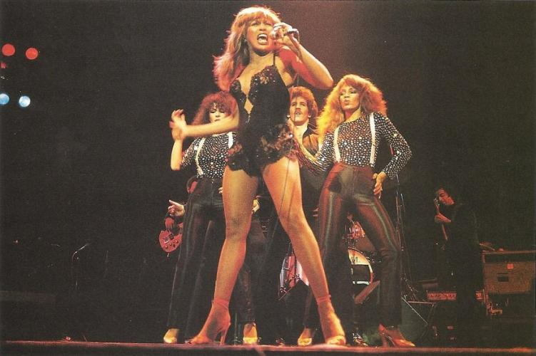 Tina Turner - Live in Amsterdam next episode air date poster