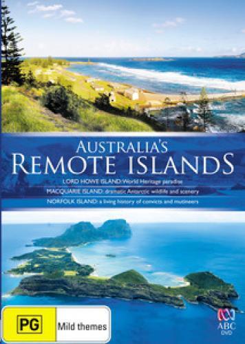 Australia's Remote Islands next episode air date poster