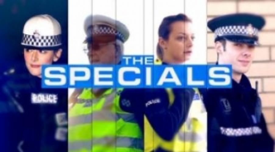 The Specials next episode air date poster