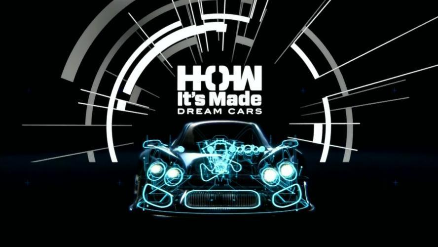 How It's Made: Dream Cars next episode air date poster