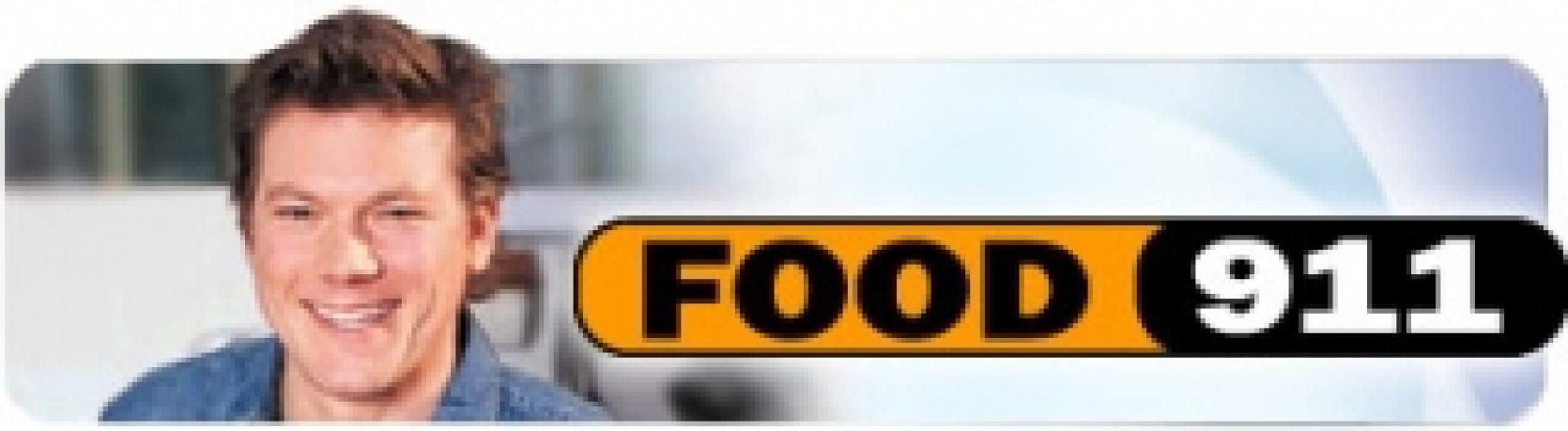 Food 911 next episode air date poster