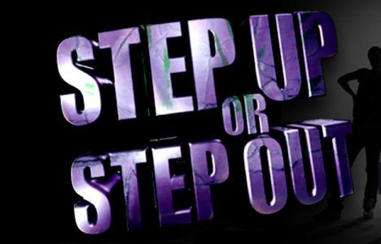 Step Up or Step Out next episode air date poster