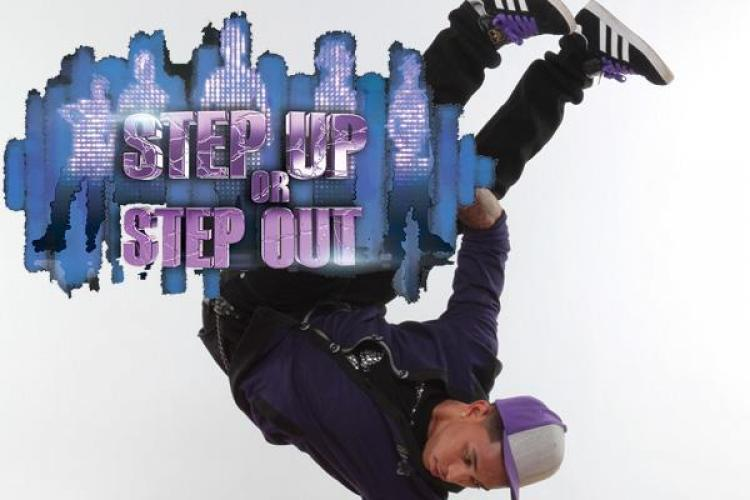 Step Up or Step Out Flipside next episode air date poster