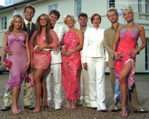Footballers' Wives next episode air date poster