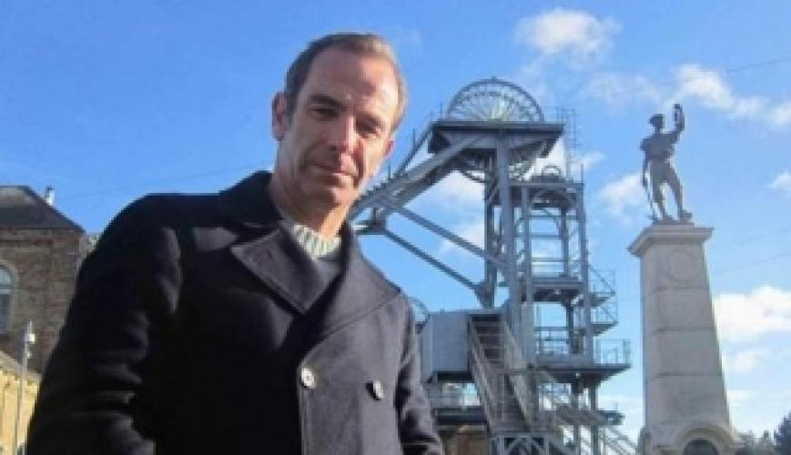 Robson Green: How The North Was Built next episode air date poster