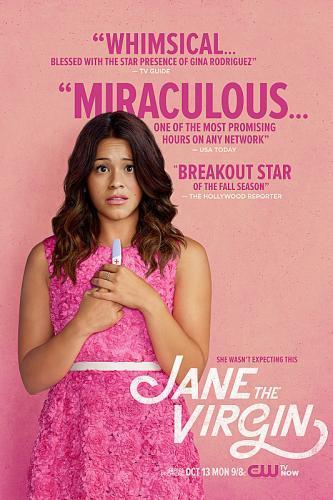 Jane the Virgin next episode air date poster