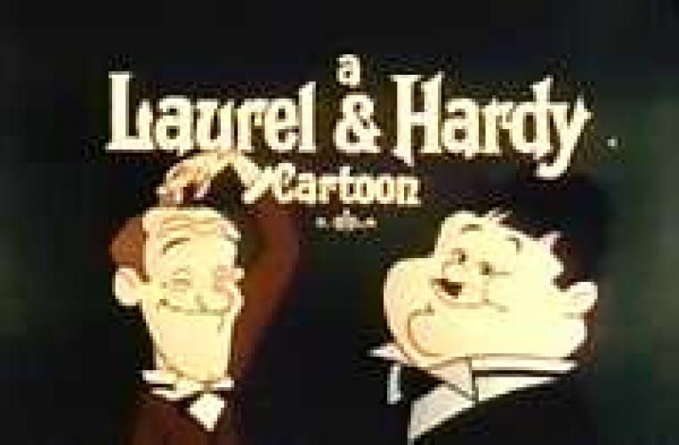 Laurel and Hardy (animated series) next episode air date poster