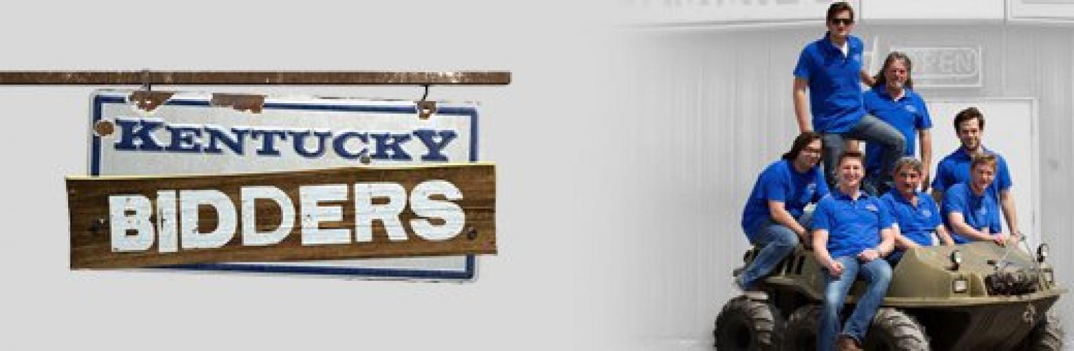 Kentucky Bidders next episode air date poster