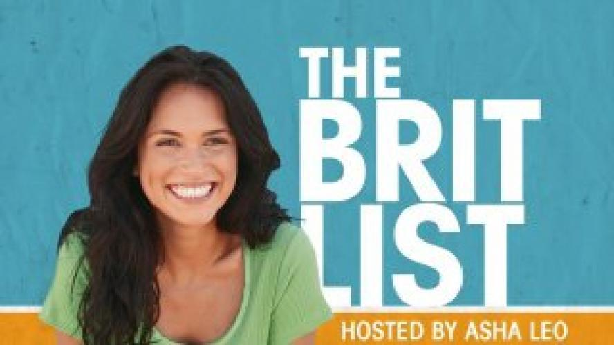 The Brit List next episode air date poster