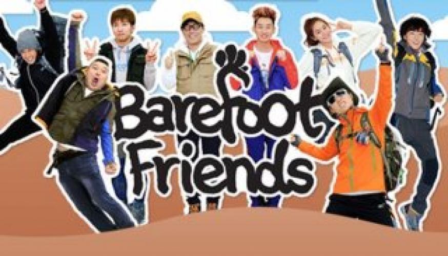 Barefoot Friends next episode air date poster