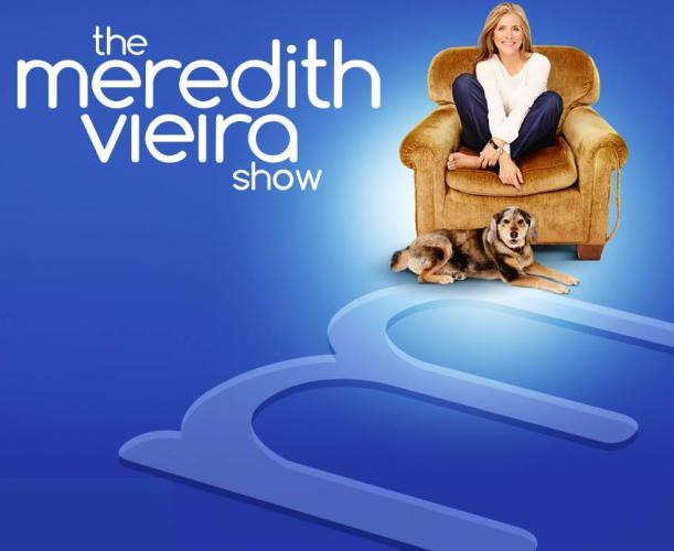 The Meredith Vieira Show next episode air date poster