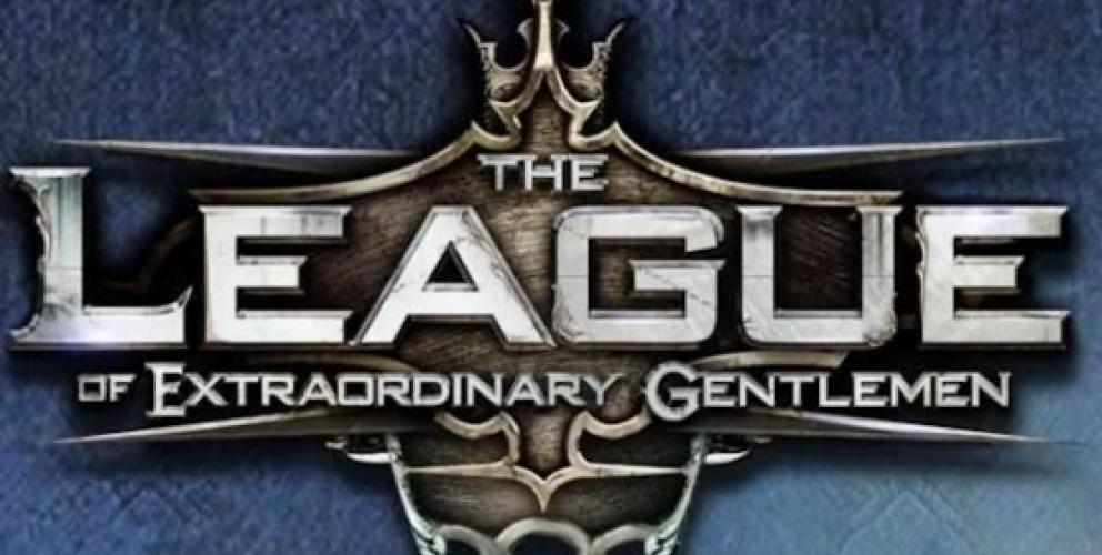 League of Extraordinary Gentlemen next episode air date poster