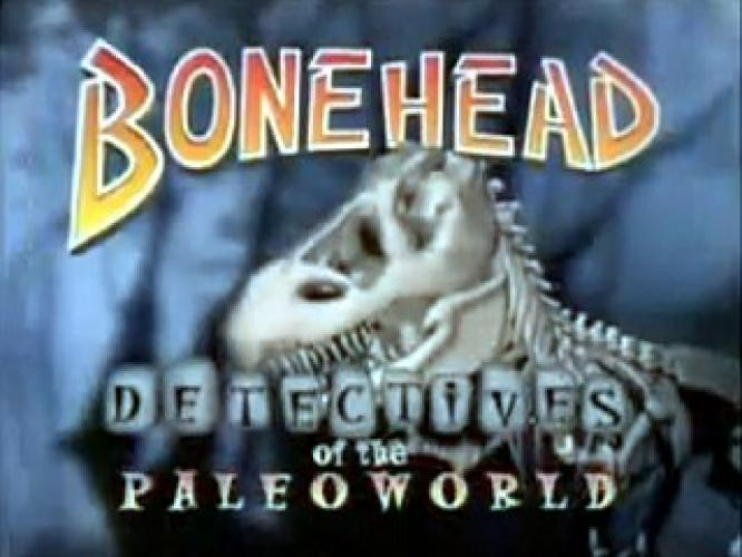 Bonehead Detectives of the Paleo World next episode air date poster