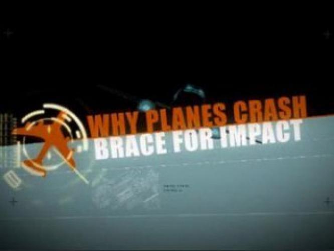 Why Planes Crash next episode air date poster