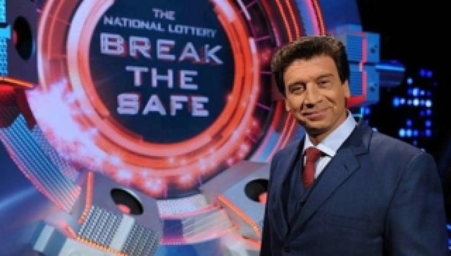 The National Lottery: Break the Safe next episode air date poster
