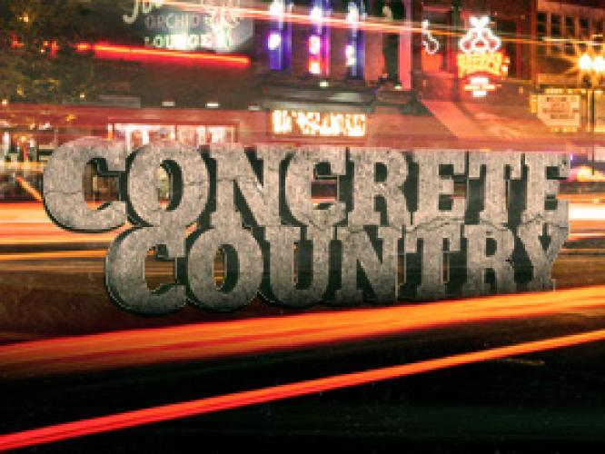 Concrete Country next episode air date poster