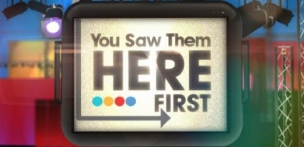 You Saw Them Here First next episode air date poster