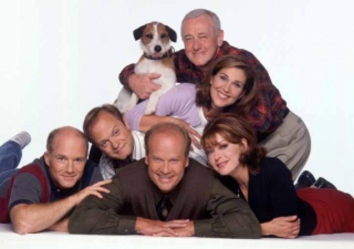 Frasier next episode air date poster